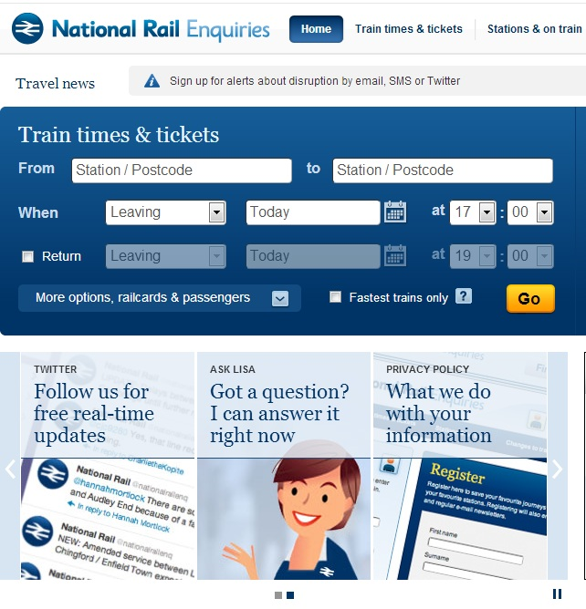 blog smartrail speaks jason durk head passenger information national rail enquiries